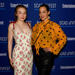 Kayli Carter SCAD aTVfest x Entertainment Weekly Party - Elevate At W Atlanta Midtown