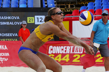 Kazakhstan FIVB Moscow Grand Slam: Day 3