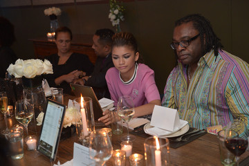 Kazembe Ajamu 'Letters to the Men I Have Loved' Book Launch Dinner