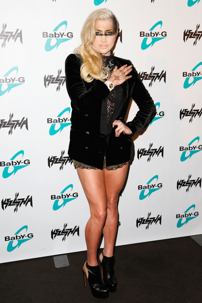 Let's Play a Game: Kesha is Dressed Like This Because...