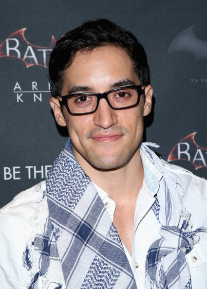 Keahu Kahuanui - Batman 75th Anniversary And 'Batman: Arkham Knight' Unveil 'Cape/Cowl/Create' Art Exhibit At SDCC