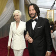 Keanu Reeves 92nd Annual Academy Awards - Red Carpet