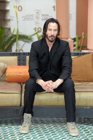 Keanu Reeves Actor Keanu Reeves poses for a Photocall during the 10th Marrakech Film Festival on December 4, 2010 in Marrakech, Morocco.