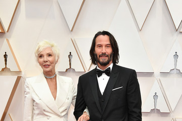 Keanu Reeves Patricia Taylor 92nd Annual Academy Awards - Arrivals