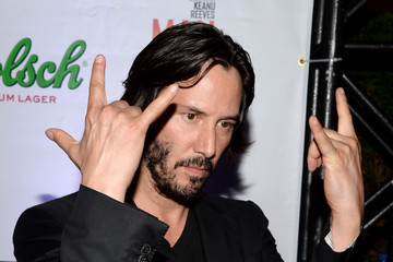 Keanu Reeves 'Man of Tai Chi' Afterparty in Toronto