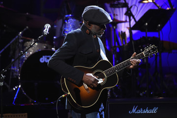 Keb' Mo' 'Love Rocks NYC! A Change is Gonna Come: Celebrating Songs of Peace, Love and Hope' A Benefit Concert for God's Love We Deliver - Inside