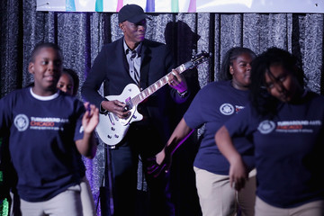 Keb' Mo' Michelle Obama Hosts White House Turnaround Arts Talent Show