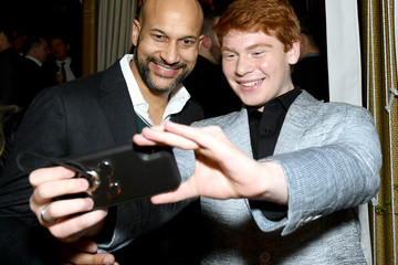 Keegan-Michael Key Entertainment Weekly Celebrates Screen Actors Guild Award Nominees At Chateau Marmont Sponsored By L'Oréal Paris, Cadillac, And PopSockets - Inside