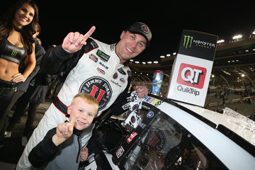 Keelan Harvick Monster Energy NASCAR Cup Series Folds Of Honor QuikTrip 500