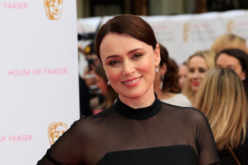 Keeley Hawes House of Fraser British Academy Television Awards - Red Carpet Arrivals