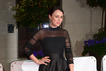 Keeley Hawes House Of Fraser British Academy Television Awards (BAFTA) - After Party Dinner - Red Carpet Arrivals