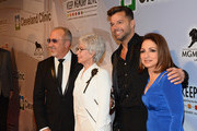 Rita Moreno Gloria Estefan Photos Photo