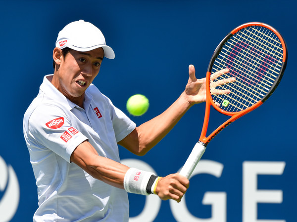 Kei Nishikori Draws Positives From First Win Since Comeback