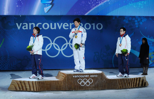 Vancouver Medal Ceremony - Day 5