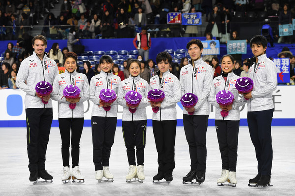 86th All Japan Figure Skating Championships - Day 4