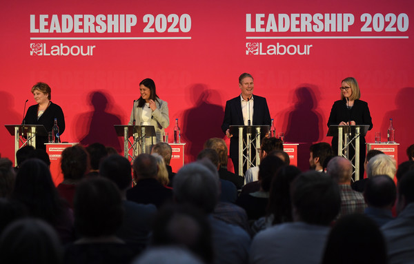 European Best Pictures Of The Day - February 01 [best pictures of the day,music,red,event,musical instrument,performance,public event,percussion,stage equipment,musician,drum,jeremy corbyn,labour mps,lisa nandy,emily thornberry,keir starmer,rebecca long-bailey,part,european,party leadership hustings,2020 labour party leadership election,labour party,labour party conference,political party,leader of the labour party of the united kingdom,rebecca long-bailey,keir starmer,emily thornberry,jeremy corbyn]
