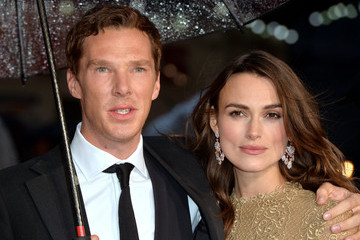 Keira Knightley 'The Imitation Game' Screening in London