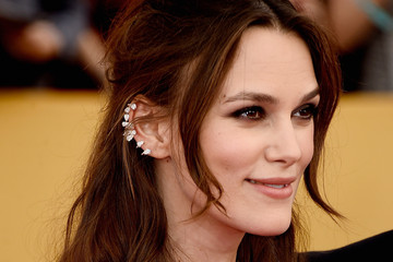 Keira Knightley 21st Annual Screen Actors Guild Awards - Arrivals