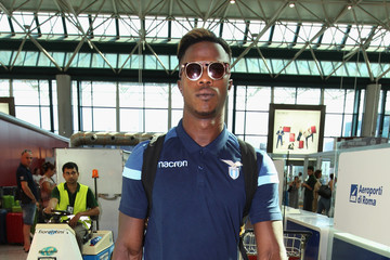 Keita Balde Diao SS Lazio Departs for Pre-Season Training Camp