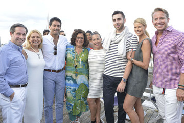 Keith Bloomfield Hamptons Magazine Celebrates The Preview Of The 2014 La Perla Collection