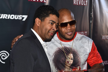 Keith Clinkscales Revolt Live Hosts Exclusive 'Furious 7' Takeover