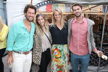 Keith Eshelman TOMS Animal Initiative Launch Party