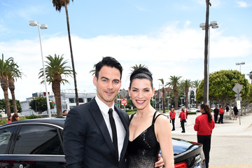 Keith Lieberthal Audi Arrivals at the 66th Primetime Emmy Awards