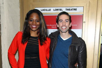 Keith Nobbs 'Smokefall' Opening Night - Arrivals & Curtain Call