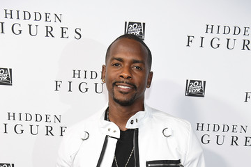 Keith Robinson 'Hidden Figures' Soundtrack Listening Party Hosted by DJ Drama With Janelle Monae & Pharrell Williams