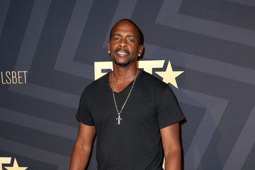 Keith Robinson BET 'Music Moguls' Premiere Event