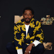 Keith Stanfield 2017 MTV Movie and TV Awards - Arrivals
