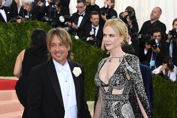 Keith Urban 'Manus x Machina: Fashion In An Age of Technology' Costume Institute Gala - Arrivals
