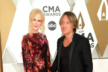Keith Urban The 53rd Annual CMA Awards - Arrivals