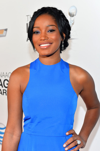 Keke Palmer - 44th NAACP Image Awards - Red Carpet