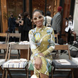 Keke Palmer Tory Burch Spring/Summer 2022 Collection & Mercer Street Block Party - Front Row
