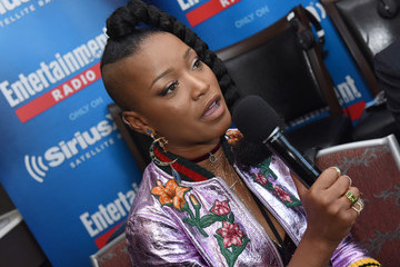 Keke Palmer SiriusXM's Entertainment Weekly Radio Channel Broadcasts From Comic-Con 2016 - Day 2