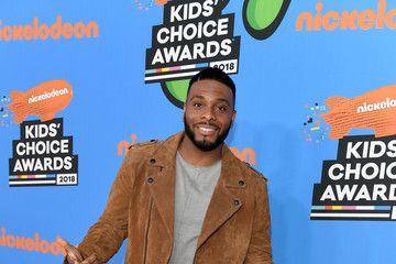 Kel Mitchell Nickelodeon's 2018 Kids' Choice Awards - Red Carpet