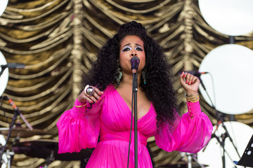 Kelis Day 2 - Glastonbury Festival