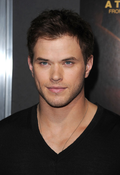 "Kellan Lutz Actor Kellan Lutz arrives at the premiere of ""127 Hours"" at the Academy Of Motion Picture Arts and Sciences Samuel Goldwyn Theater on November 3, 2010 in Beverly Hills, California."