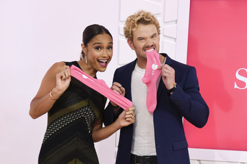 Kellan Lutz Kellan Lutz Appears on Amazon's 'Style Code Live'