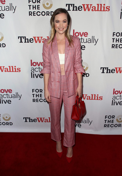 'Love Actually Live' Opening Night Reception - Arrivals