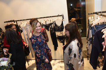 Kelley Jakle HANRO Beverly Hills Store Launch Event