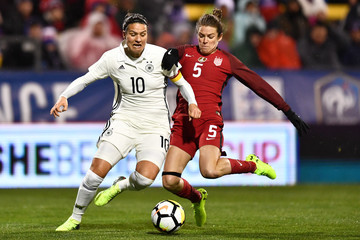 Kelley O'Hara 2018 SheBelieves Cup - United States v Germany