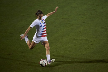 Kelley O'Hara Jamaica vs. United States: Semifinal - CONCACAF Women's Championship