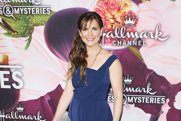 Kellie Martin Hallmark Channel and Hallmark Movies and Mysteries Winter 2018 TCA Press Tour - Arrivals