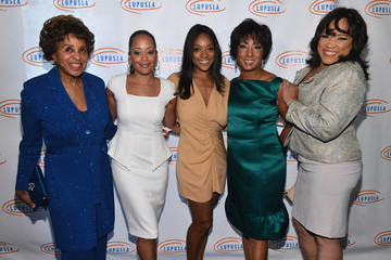 Kellita Smith Lupus LA 10th Anniversary Hollywood Bag Ladies Luncheon