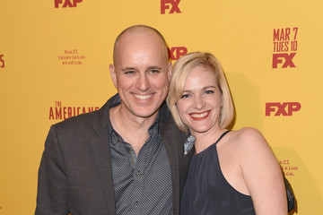 Kelly AuCoin 'The Americans' Season 5 Premiere