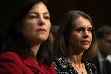 Kelly Ayotte  Senate Holds Confirmation Hearing For Supreme Court Nominee Neil Gorsuch