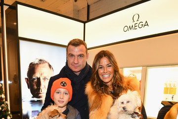 Kelly Bensimon Watches Of Switzerland SoHo Launch Party