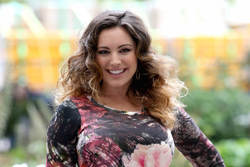 Kelly Brook Kelly Brook Presents Her Fashion Collection